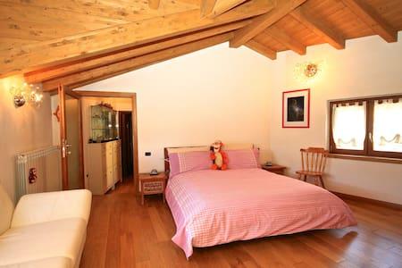 Arbizzo - Holiday house Sibille - Cadegliano-viconago - Apartamento