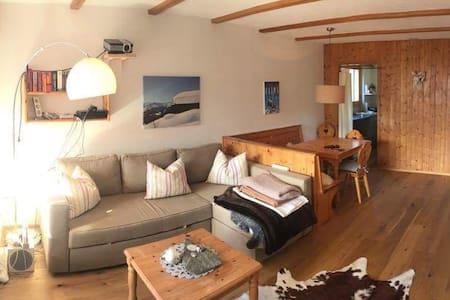 Alpen Chic und Bergsicht - Laax - Appartement