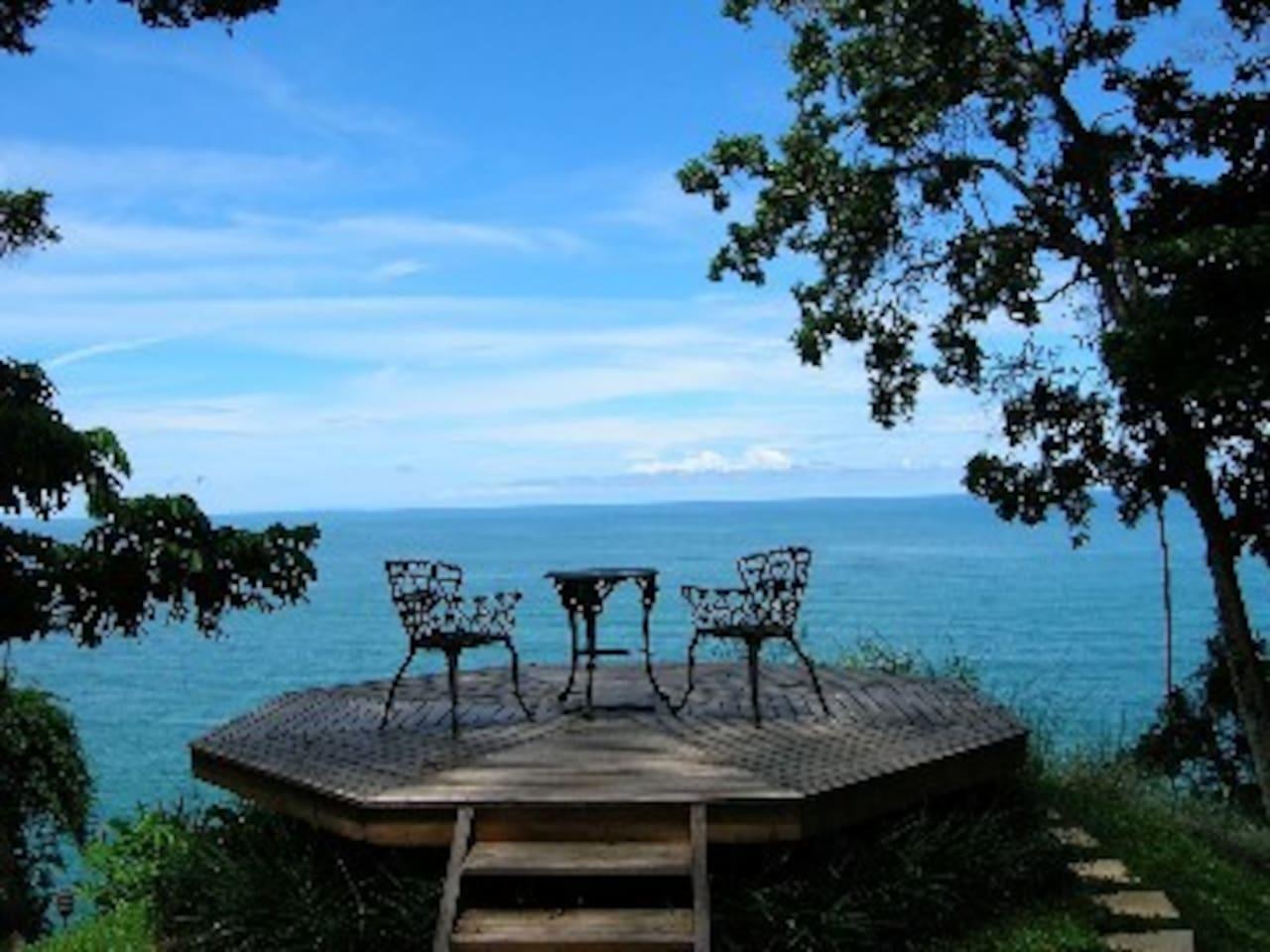Uninterrupted Ocean View