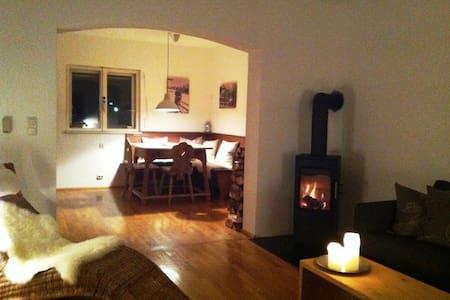 Ferienwohnung LieSe - Liesl & Sepp  - Apartamento