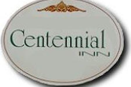 Centennial Inn - Jeffrey's Room (4) - Szoba reggelivel