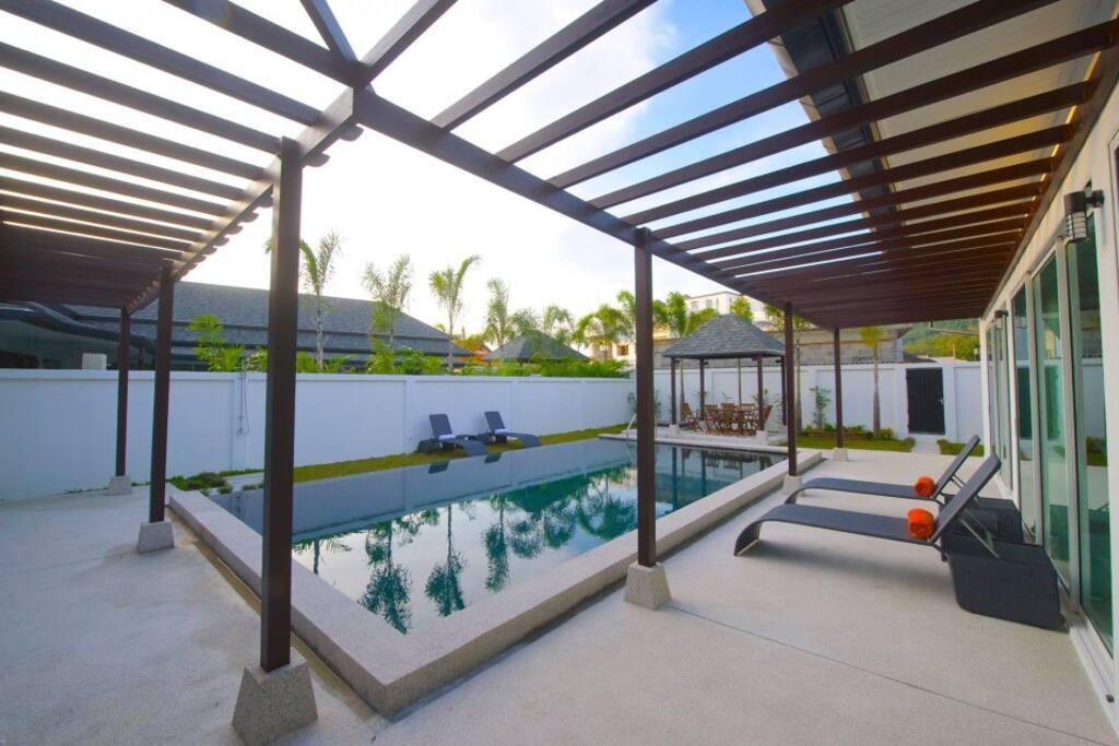 Villa 6 @ Kamla Paradise 2 - modern and affordable luxury on Phuket's sunset coast