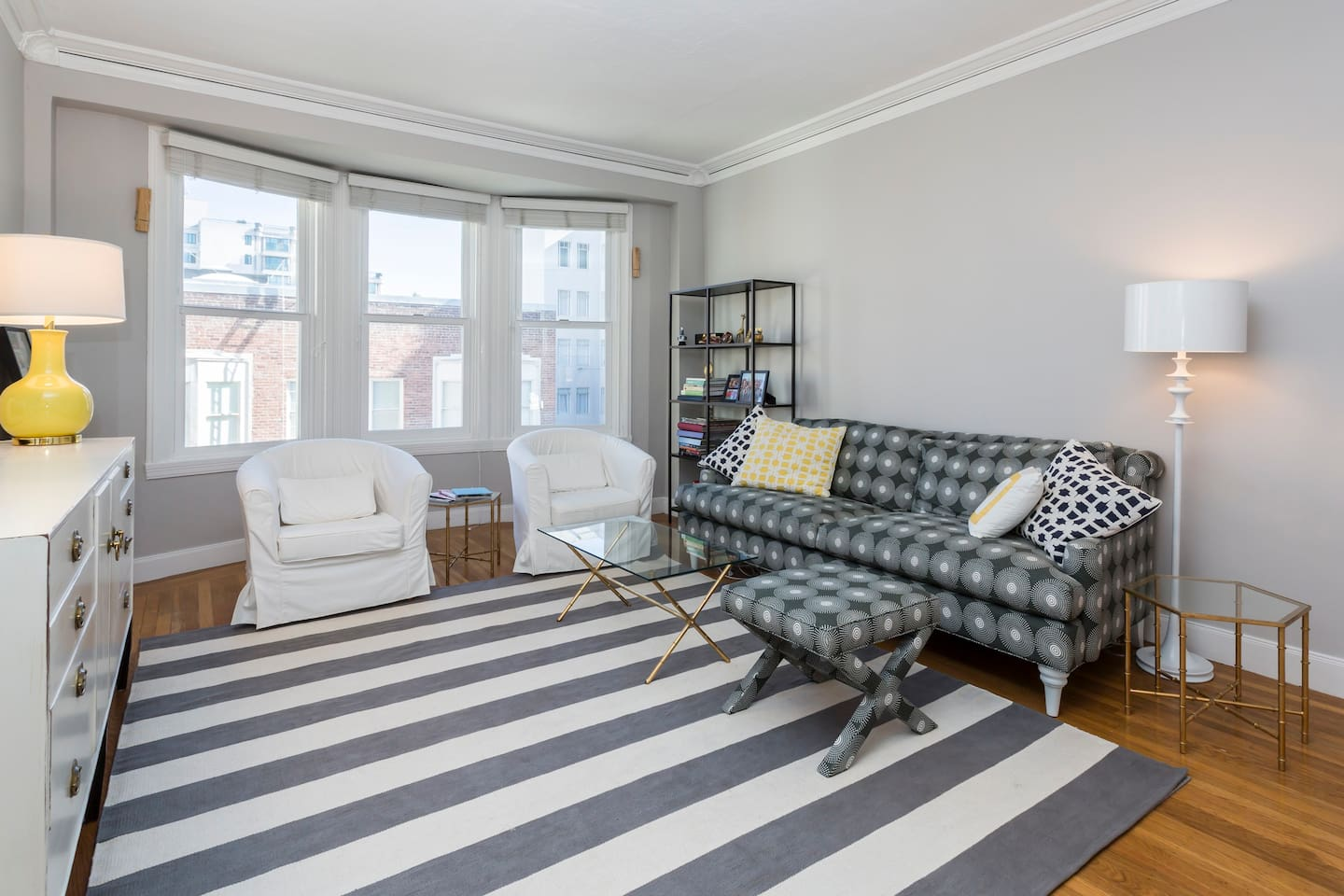 Bright Spacious Charm: Pac Heights