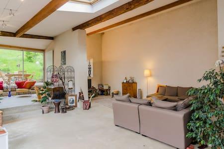 Chambre Lyon coeur des Monts d'Or - Albigny-sur-Saône - Talo