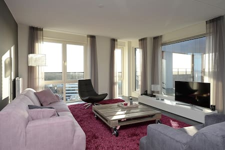 Penthouse centrum Assen 3 nacht min - Appartement