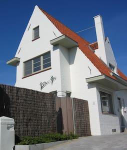 Villa Zon en Zee, nearby the beach - Koksijde