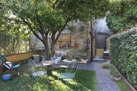 Deliziosa casa in sasso Camaiore