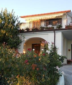Villa Belsogno Il Fiori bd/terrace - Province of Campobasso - Villa