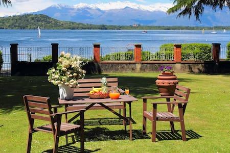 B&B Il Giardino sul lago - Inap sarapan
