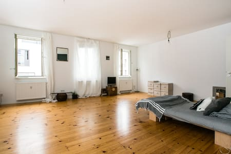 CENTRAL, MINIMALIST, WELCOME! - Berlin - Apartment