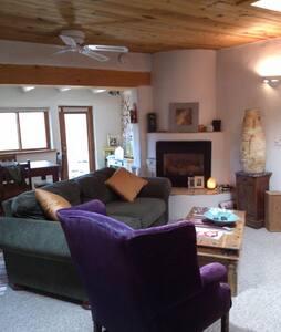 Santa Fe, NM Private room/bath - Santa Fe - House