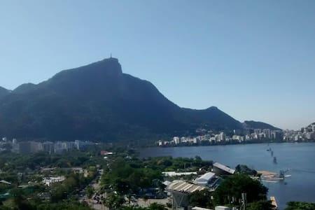 Apt in Leblon with amazing view! - Rio de Janeiro - Apartment