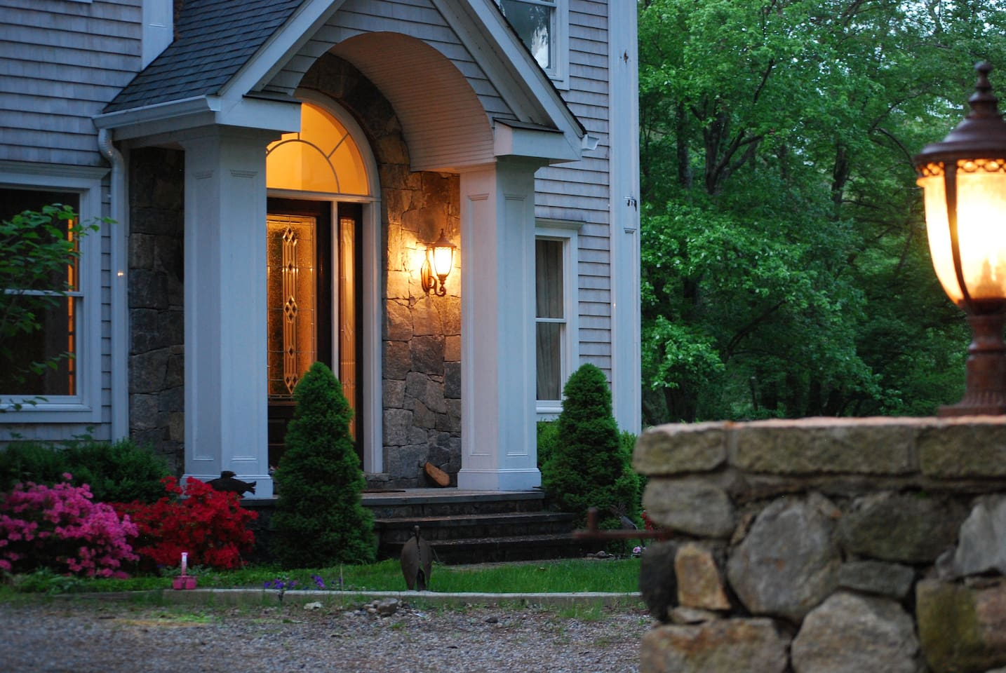 Charming entry-way