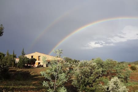 Mas en pleine nature - Caixas - Casa