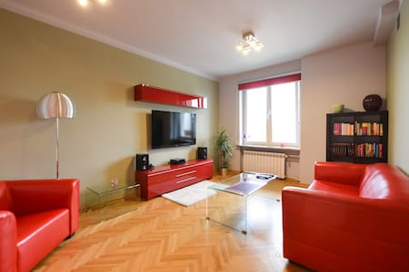 Comfy apartment in the city center - Warsaw - Apartment