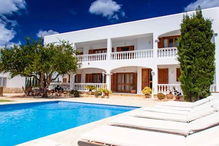 CAN SERRA just 4 minutes from Ibiza -ET0624-E - - Ibiza - Villa