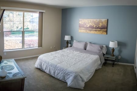 Lake View Apartment - Reno