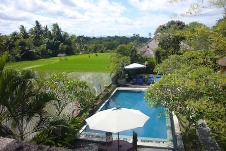 Villa for rent near Ubud, Bali