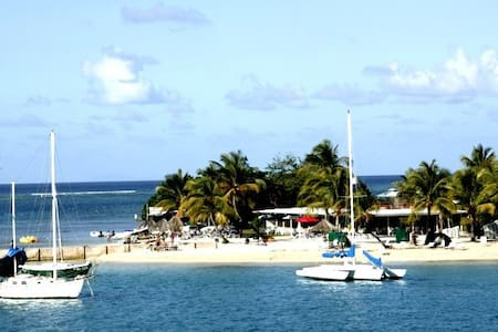 Hotel on the Cay in St. Croix! - St. Crioux - Villa