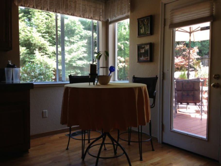 Dining Room-Kitchen