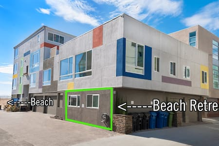 Beach Retreat! Santa Monica Venice