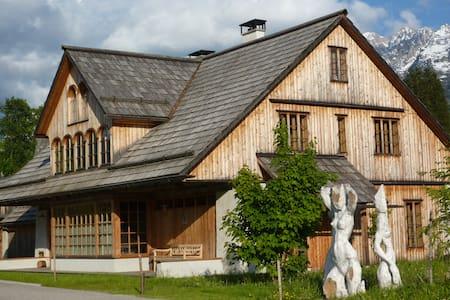 Luxury Alpine Residence in Styria - Casa