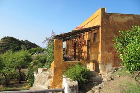 Charming Eolian Villa in Panarea - Villa