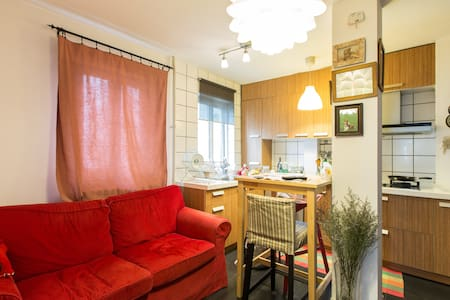 IKEA-Style Condo in Central Beijing - Wohnung