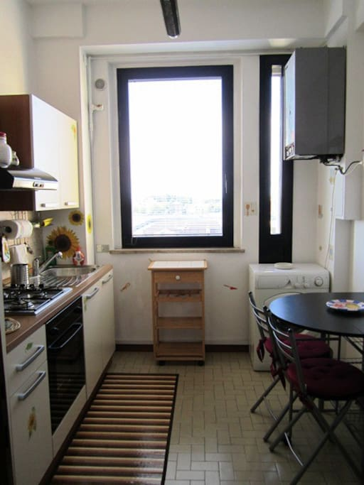 Cozy flat between Venice & Florence