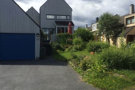 Siri&Arild two bedrooms (double bed+2single beds) - Townhouse