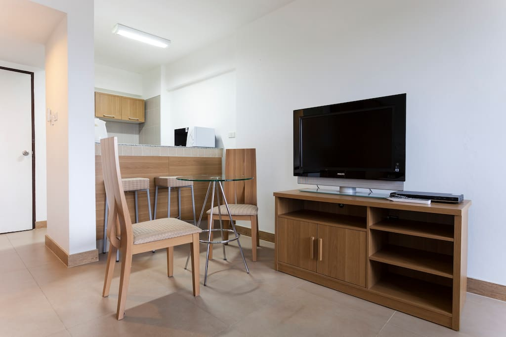 Apartments Galare Thong Tower - Standard B 3 Room (6th Floor)