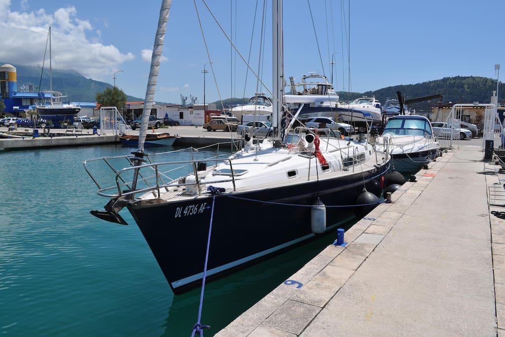 Beneteau Oceanis 44cc