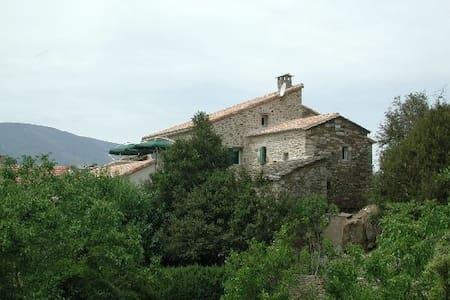 Cévennes, au pied du Mt Lozère - House