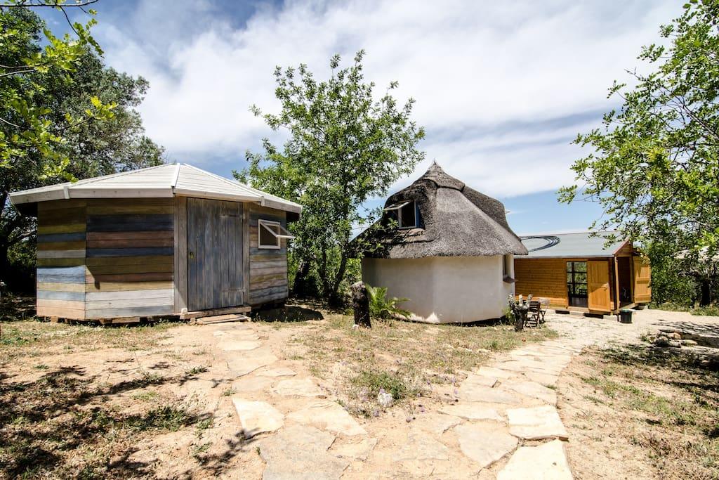 Cool Wood Cabin, Algarve