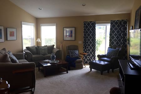 Ryder Cup Spacious yet Cozy 3BR New Home - Casa