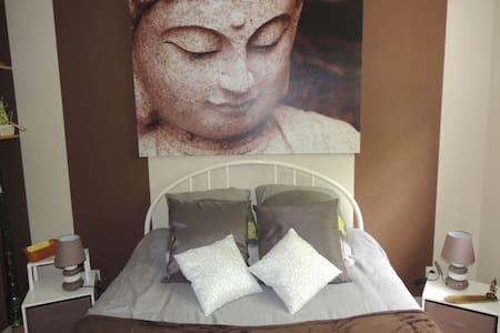 Trés  jolie  chambre  dans  maison  tres calme - Saint-Roch - Talo
