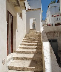 Matino 1 bed flat with roof terrace - Matino - Lejlighed