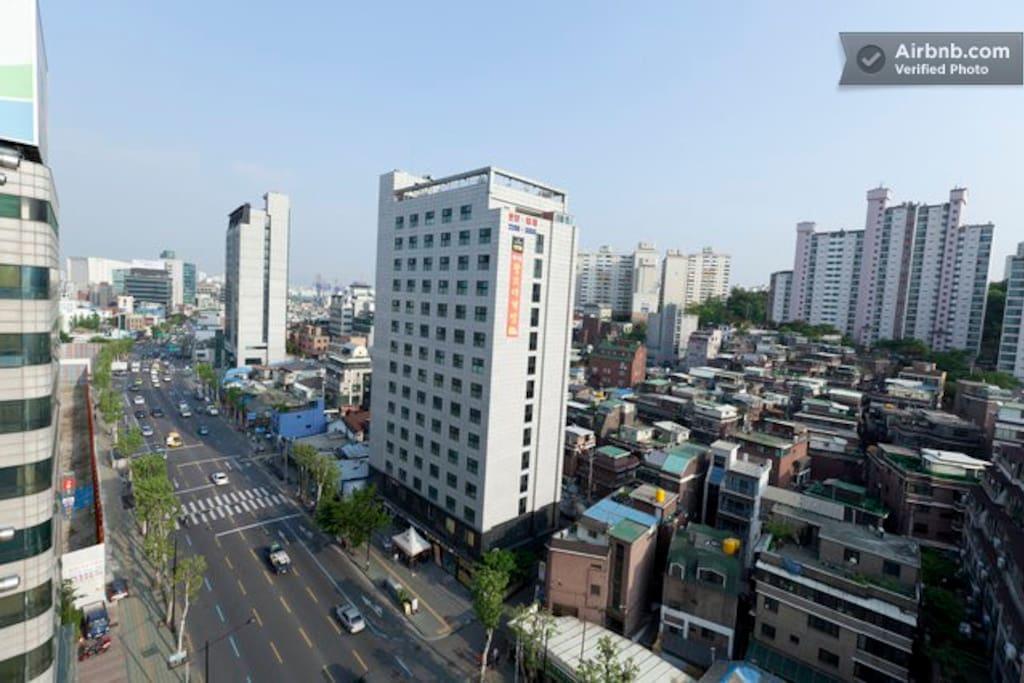 My home @Dongdaemun 2# A