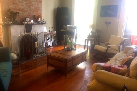 Centrally located Private bed/bath/balcony - Lejlighed