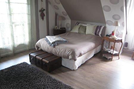 Location chambre pour 2 personnes - Le Mesnil-Esnard