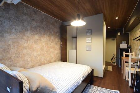☆Kagurazaka☆Chic room/Station 5Minute Apartment☆ - Shinjuku-ku - Appartement