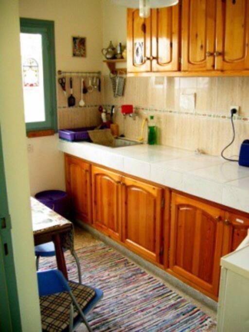 Küche mit allem was das Herz begehrt