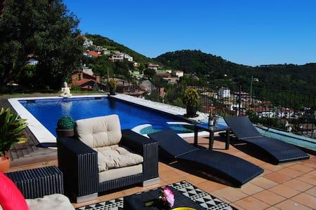 Espectacular casa cerca de barcelona - Sant Fost de Campsentelles - House