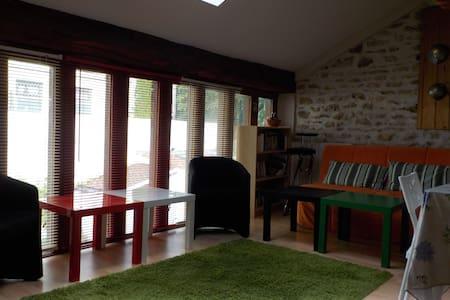 Appartement cosy de 35 m2 en duplex - Villiers-sur-Marne - Appartement