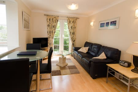 Cosy Apartment near Cheadle village - Apartemen