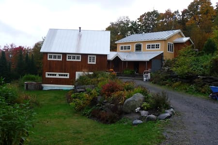 The REAL Vermont Experience is Here - Huis