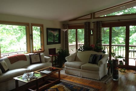 Relaxing refuge close to activities - West Newbury - Maison