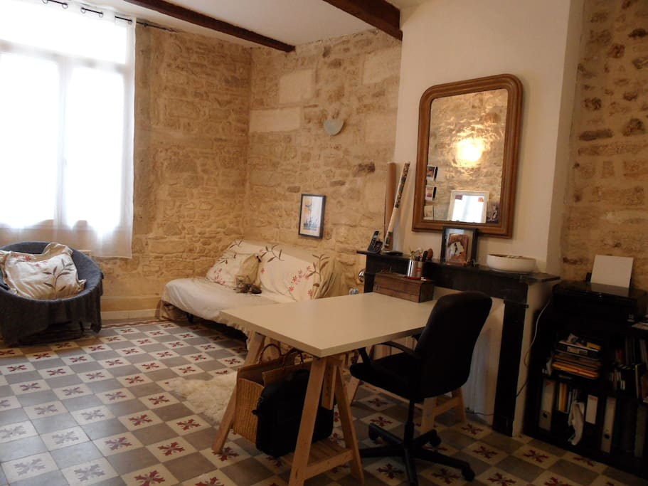 Flat 26m² in center of Montpellier