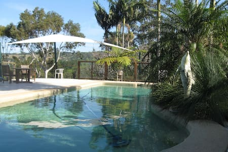 Byron Bay Vista Lodge - Ewingsdale - House