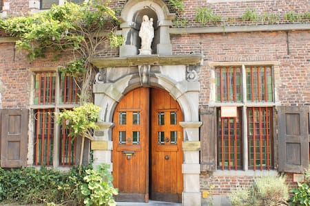 B&B Marie Reine in old Monastry - Ghent - Bed & Breakfast